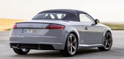 Audi TT 20th anniversary photo