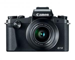 Canon PowerShot G1 X Mark III photo
