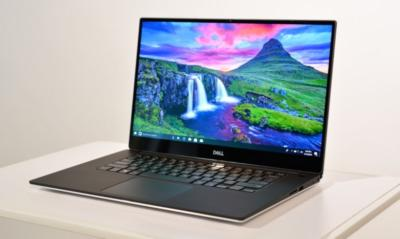 Dell XPS 15 OLED 2019 photo