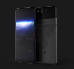 Google Pixel XL leaked photo (July 2017)