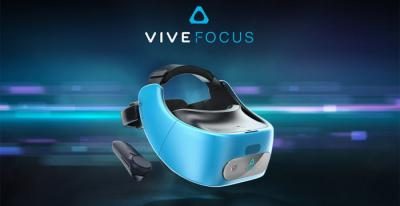 HTC Vive Focus photo