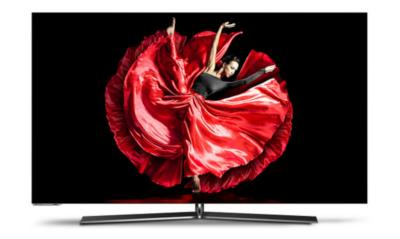 HiSense 55PX OLED TV photo
