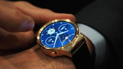Huawei Watch photo