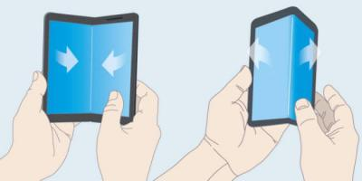 In-folding vs Out-folding smartphone designs