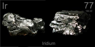 Iridium Ore photo