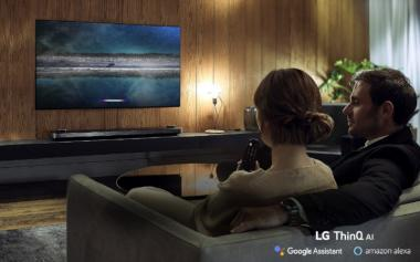 LG 2019 ThinQ AI OLED TV ad