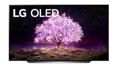 LG C1 OLED TV photo