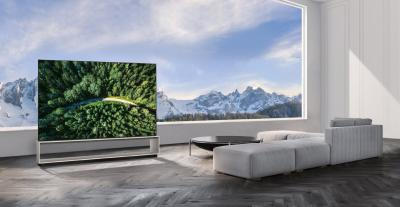 LG OLED Z9 photo