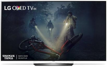 LG OLEDB7 OLED TV photo