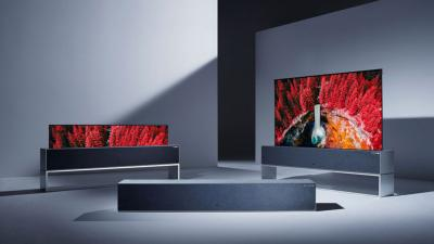 LG Signature OLED TV R photo
