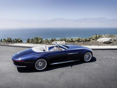 Mercedes Maybach 6 Cabriolet Concept photo