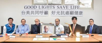 Good lights save life (NTHU & ISS)