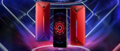 Nubia Red Magic 3 photo
