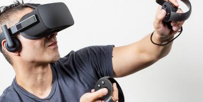 Oculus Rift consumer photo