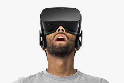 Oculus Rift photo