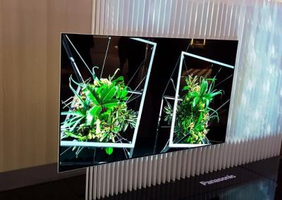 Panasonic OLED TV prototype, IFA 2016