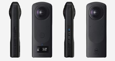 Ricoh Theta Z1 photo