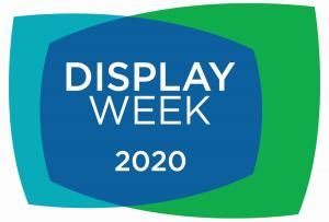 SID DisplayWeek 2020 virtual event logo