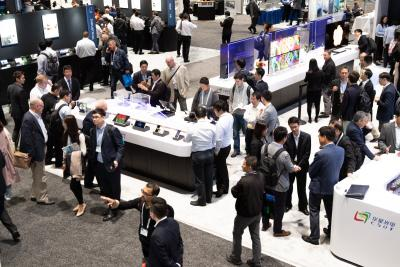 SID DisplayWeek 2019 event photo