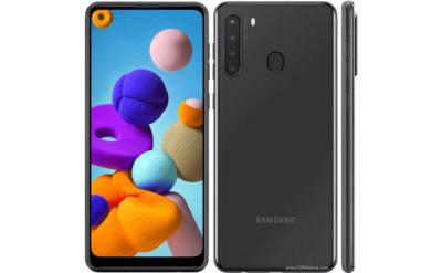 Samsung Galaxy A21 photo
