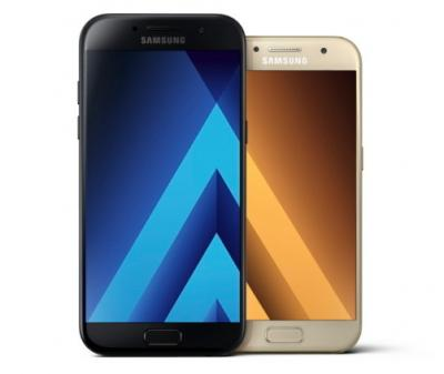Samsung Galaxy A series 2017 photo
