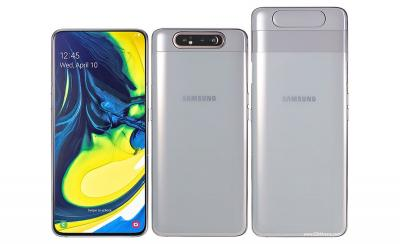 Samsung Galaxy A80 photo