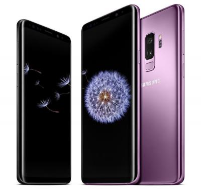 Samsung Galaxy S9 and S9 Plus photo