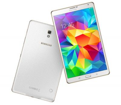 Samsung Galaxy Tab S 8.4 photo