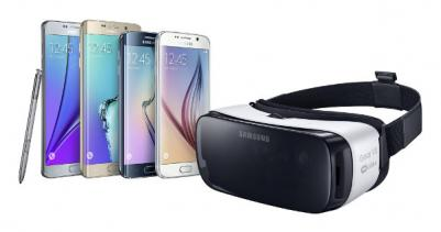 Samsung Gear VR (consumer version) photo