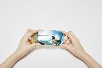 Samsung quad-edge flexible AMOLED (SID 2017)