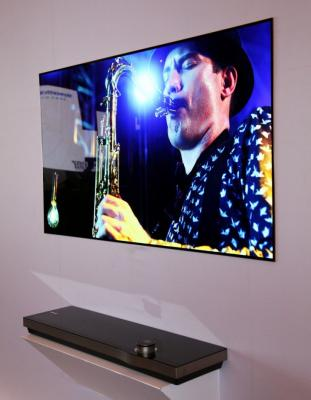Skyworth Wallpaper OLED TV photo