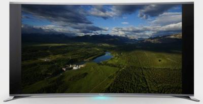 Sony S990A curved LCD photo