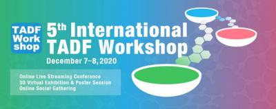 TADF Workshop 2020 banner