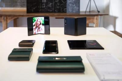 TCL foldable devices prototypes (MWC 2019)