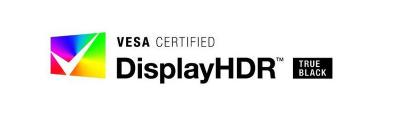 VESA DisplayHDR True Black logo