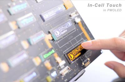 Wisechip In-Cell Touch AMOLED photo