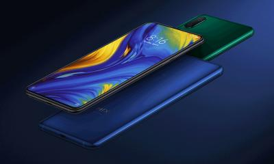 Xiamoi Mi Mix 3 5G photo