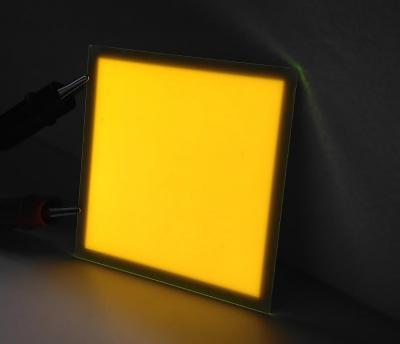 Yeolight brite amber OLED prototype photo