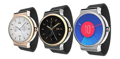 ZTE Axon Watch photo