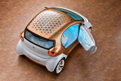 Daimler Smart Forvision photo