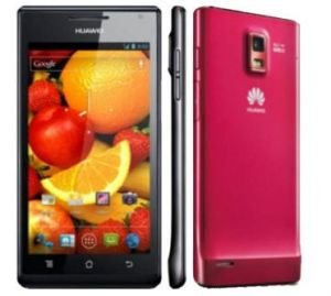 Huawei Ascend P1 S photo
