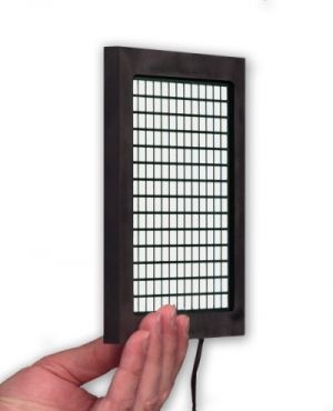 Kodak white light OLED prototype