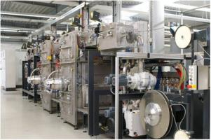Roth & Rau Microsystems Roll-to-Roll PECVD line photo