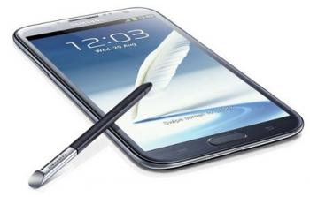 Samsung Galaxy Note II photo