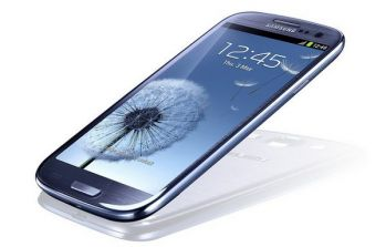 Samsung Galaxy S3 photo