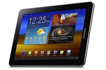 Samsung Galaxy Tab 7.7 photo