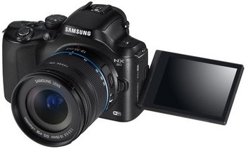 Samsung NX20 photo