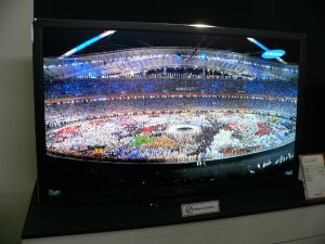 Samsung 40'' HD-AMOLED TV Prototype