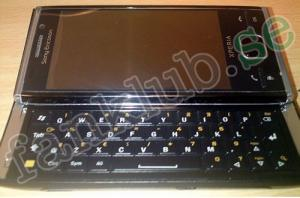SonyEricsson Xperia X2 leaked photo