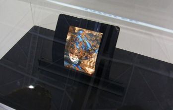 AUO flexible OLED prototype (2011)